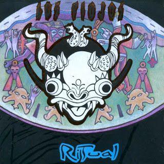 Tapa de Ritual de Los Piojos de 1999