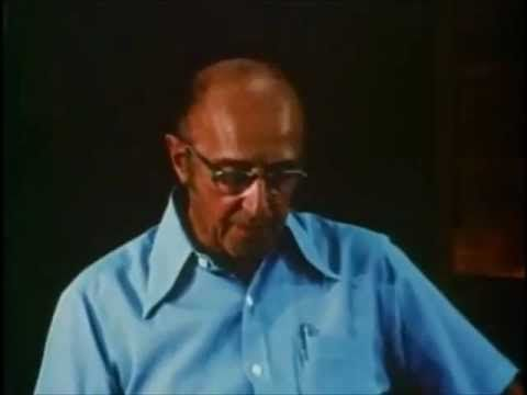 Carl Rogers Empathy Lecture parts 1 and 2 - YouTube