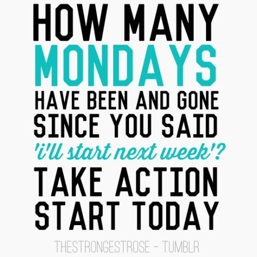 25+ best ideas about Monday Fitness Motivation on ...