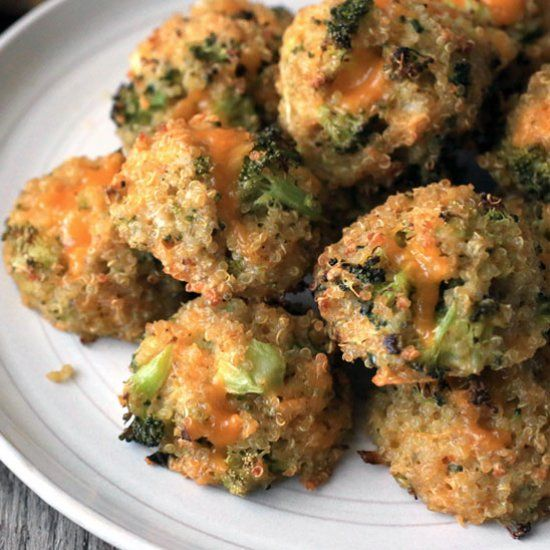 Broccoli Broccoli Quinoa clothing   and Cheese Quinoa Bites catalog mens    Cheddar  Bites  Bites Food Quinoa online