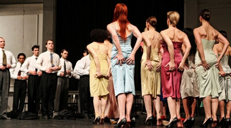 Tanztheater Wuppertal Pina Bausch is holding audition for experienced male and female dancers #audition #auditions #dance #contemporary #ballet