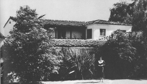 513 North Roxbury Dr Beverly Hills Ca Joan Crawford