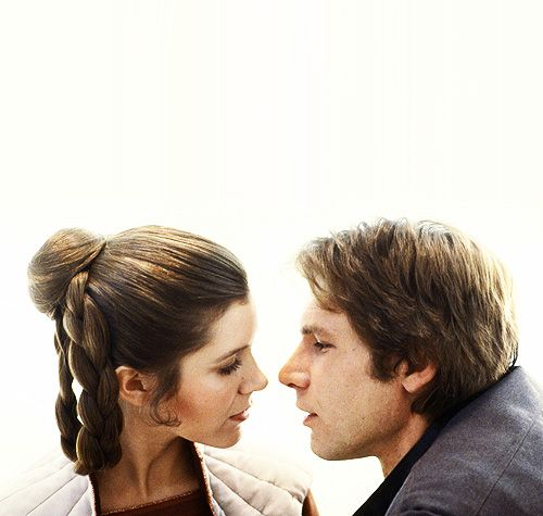 Leia and Han...<3