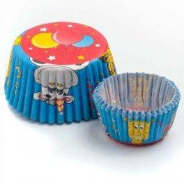 Categoría: Pirotines - Producto: Pirotines Con Diseños Nº 10 Animalitos - Envase: Blister - Presentación: X   25 Unid.