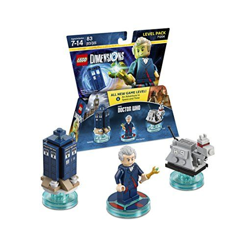 Dr. Who Level Pack - Lego Dimensions 71204