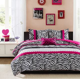zebra print bedroom pink zebra bedrooms and pink zebra rooms
