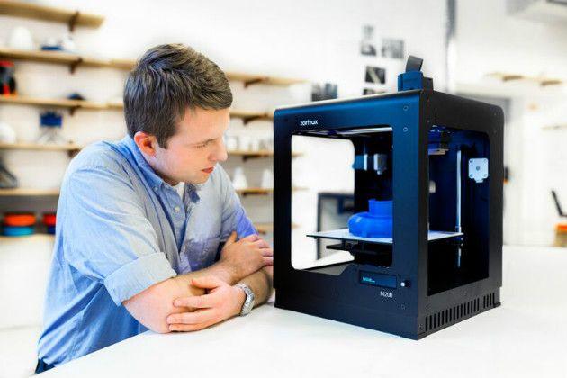 Polska drukarka 3D najlepsza w kategorii plug&play na świecie