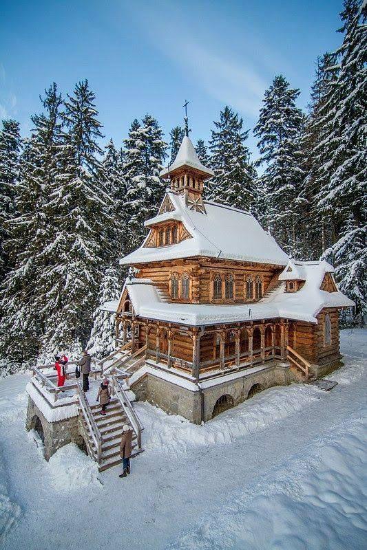 Winter in Poland, Zakopane | POLAND in 2019 | Zakopane ...