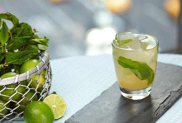 Mojito Mexicano with Don Julio® Blanco Tequila