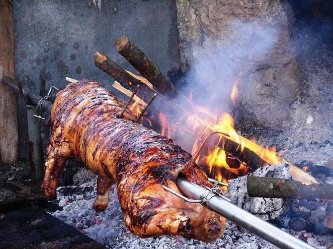 Znate li kad je svinja postala za Srbe