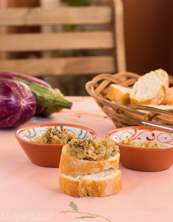 Morcilla de verano   receta vegetariana   la Rosa dulce