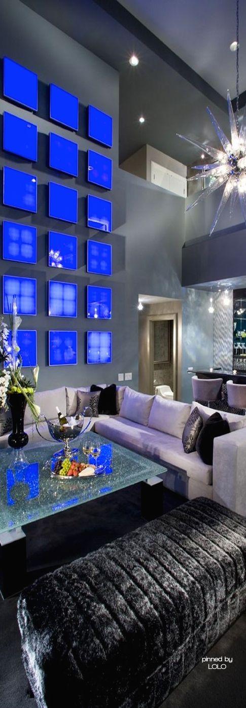 Penthouse Living- Las Vegas Penthouse   LOLO   LadyLuxuryDesigns