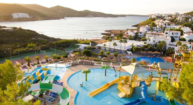 Carema Club Resort Fornells Carema Club Resort is located in Cala Tirant, in northern Menorca. The club boasts 2 outdoor pools, 24-hour reception, free parking and free WiFi.  All apartments at Carema Club Resort are air-conditioned and come with a private balcony.