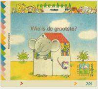 Digitaal prentenboek getalbegrip 'Wie is de grootste?'