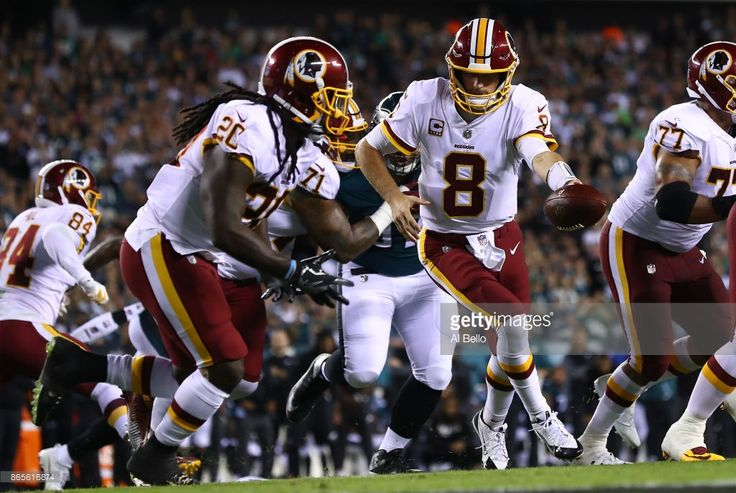 Washington Redskins vsPhiladelphia Eagles : News Photo