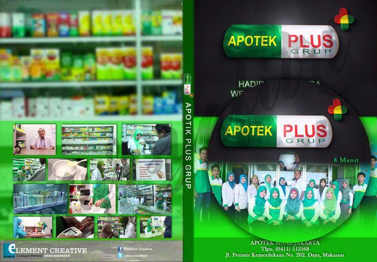 Desain sampul Apotik Plus 2014