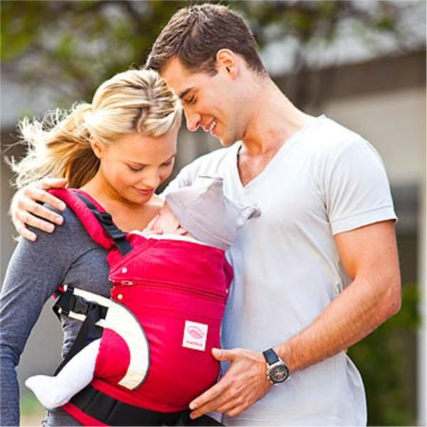 Red Manduca Baby Carrier Award winning carrier use from 3.5kg to 20kg.   www.birthpartner.com.au