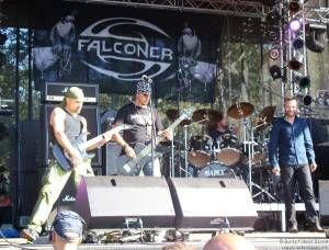 Falconer - Metal Storm