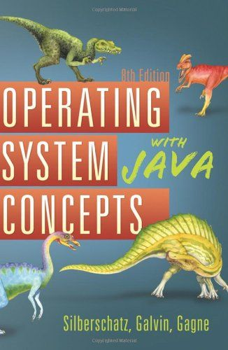 I'm selling Operating System Concepts with Java by Abraham Silberschatz, Peter B. Galvin and Greg Gagne - $25.00 #onselz