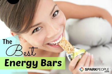 Choosing the Best Energy Bar via @SparkPeople