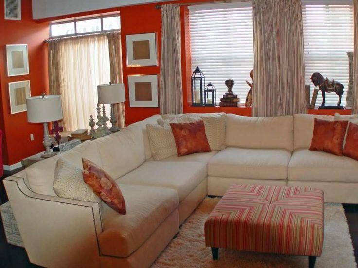 cool burnt orange and brown living room decor for your property check more at http