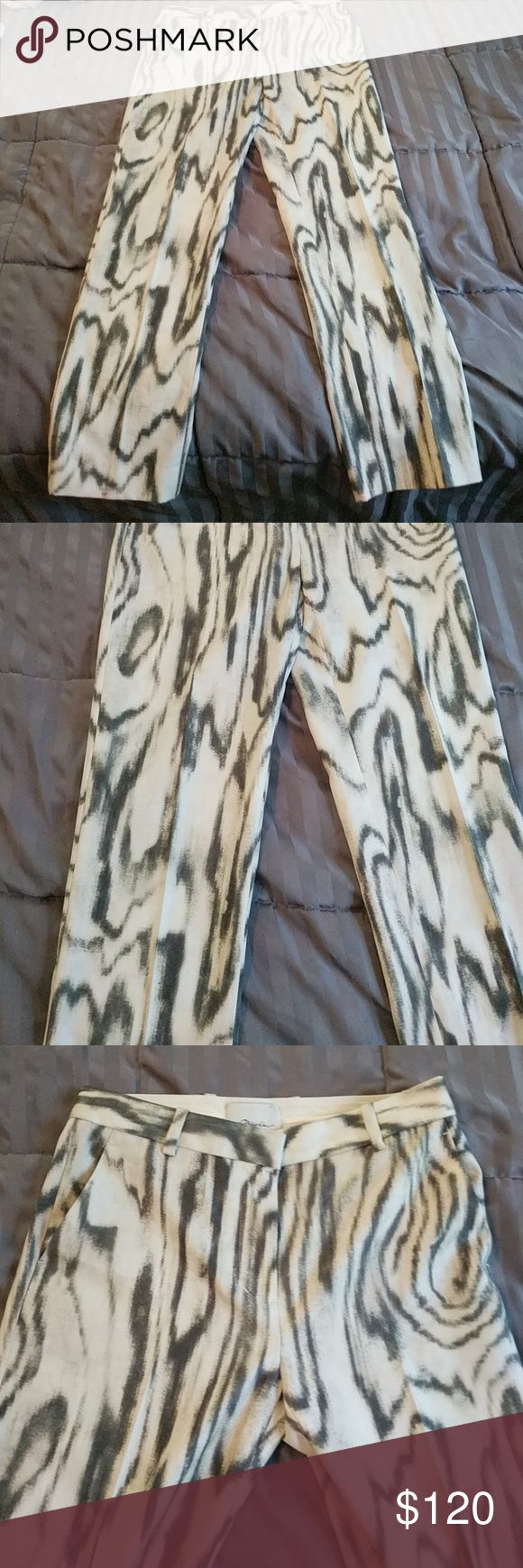 BNWT snake print pants Cotton pants with a snake skin print Has front and back pockets Also has belt loops Straight leg pants 3.1 Phillip Lim Pants