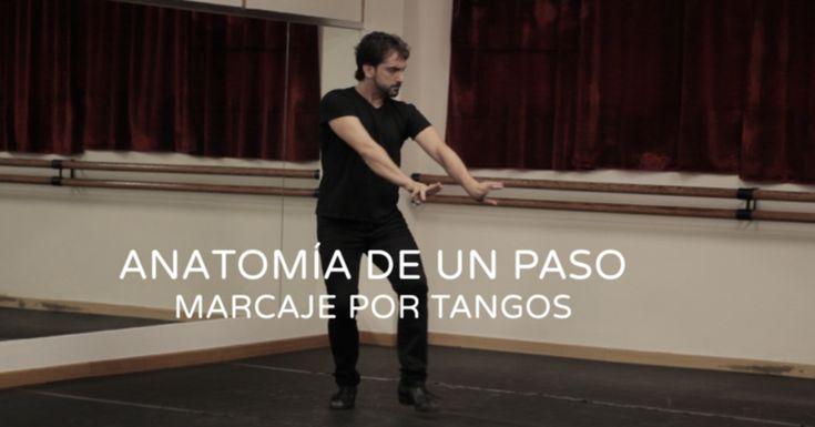 Anatomy of a flamenco step - marcaje por tangos | flamencobites.com
