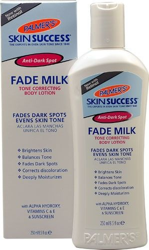 Palmers SkinSuccess Anti-Dark Spot verblassen Milch, 8,5 fl Oz, Multi