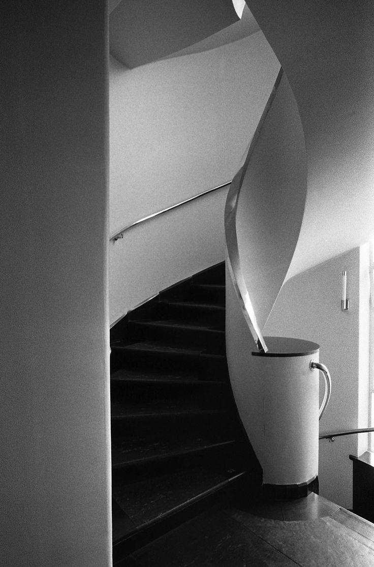 L.C. van der Vlugt, Huis Sonneveld, Rotterdam 1932-1933
