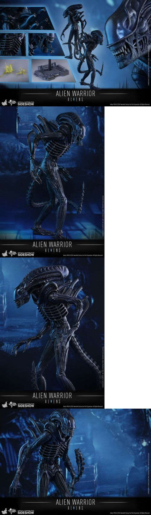 TV Movie and Video Games 75708: Hot Toys Alien Warrior 1 6 Scale Figure Aliens 30Th Anniversary Ripley New -> BUY IT NOW ONLY: $279.99 on eBay!