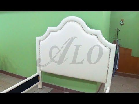 DIY headboard with crystal buttons https://www.youtube.com/watch?v=fEjJWTObYQQ Subscribe Now For More:https://www.youtube.com/channel/UC8YjZ9O9HglSY4fzluW3PA...