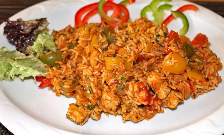 Serbisches Reisfleisch, ein gutes Rezept aus der Kategorie Reis/Getreide. Bewertungen: 194. Durchschnitt: Ø 4,4.