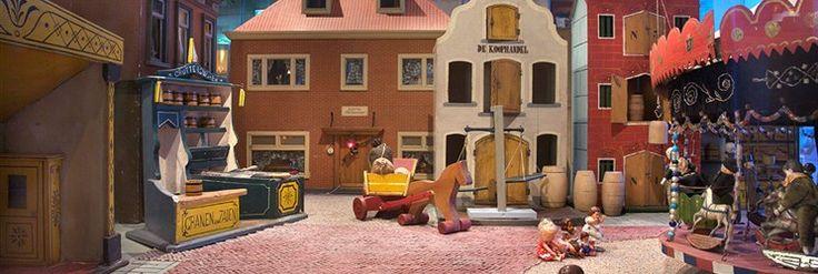 Speelgoedmuseum Deventer  Toy Museum in Deventer