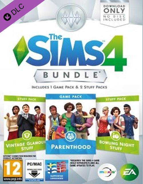 The Sims 4 - Bundle Pack 5  Worldwide Region: Worldwide  Language: Multilanguage  Platform: Origin  https://gamersconduit.com/product/the-sims-4-bundle-pack-5-origin-worldwide/
