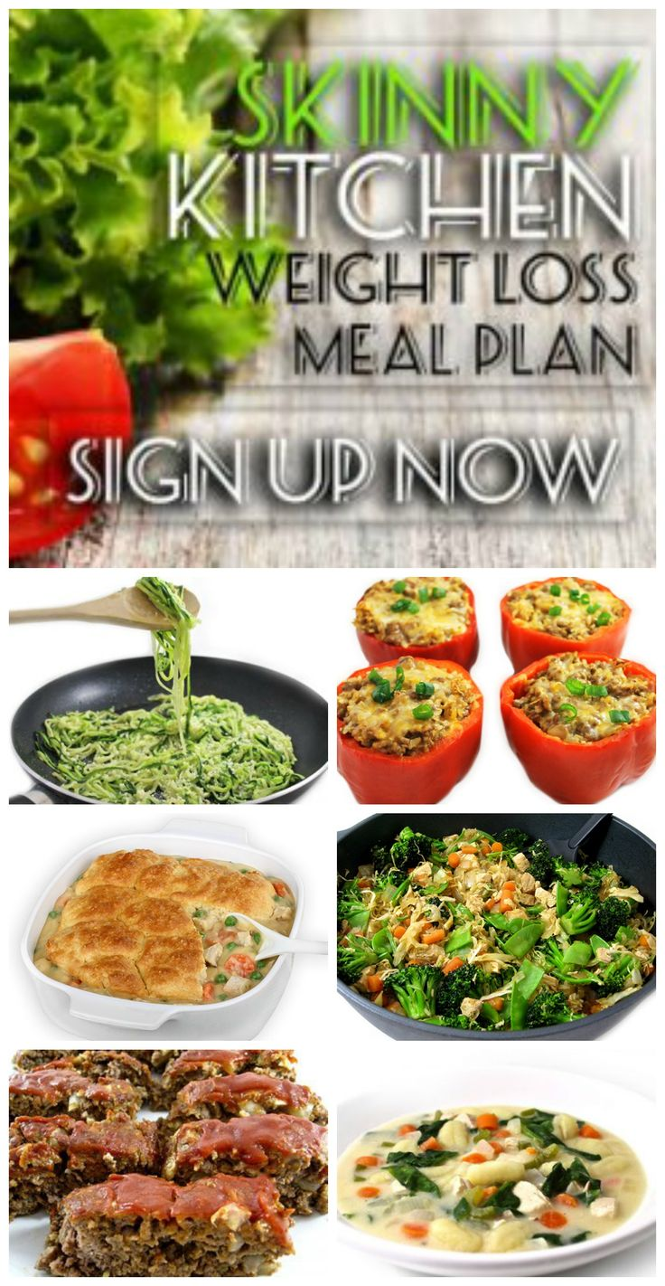 Skinny Kitchen Weight Loss Meal Plan App Now Includes SmartPoints. Youu0027ll  Prepare Amazingly