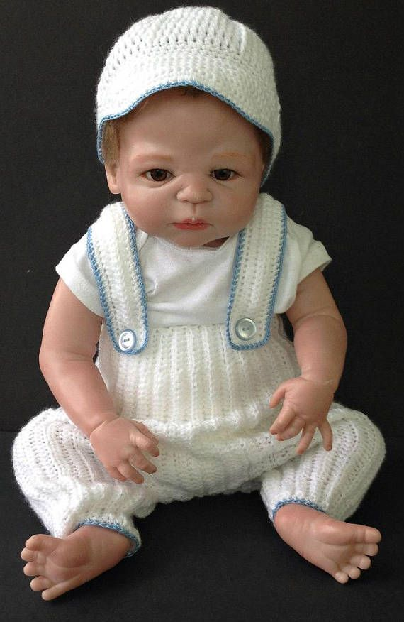 8dd8a84eb This baby boys christening outfit crochet pattern is designed to fit a 4-6  month