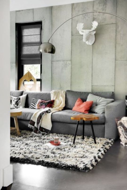 """This lovely living room is from our feature """"Casual Comfort"""""""