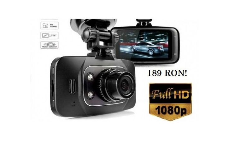 Camera Auto GS8000L Full HD