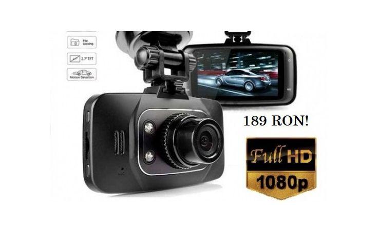 Camera Auto GS8000L Full HD