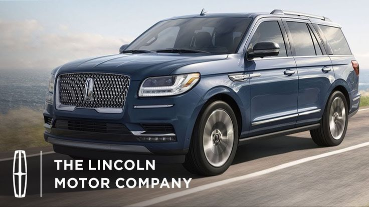 2018 Lincoln Navigator: Exterior Features | Lincoln