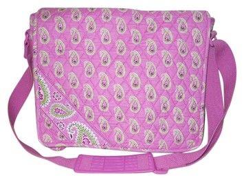 Vera Bradley Laptop Bag $35