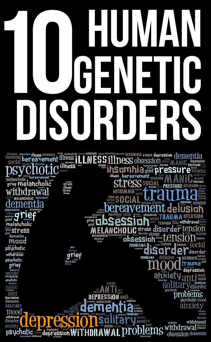 Top 10 Human Genetic Disorders