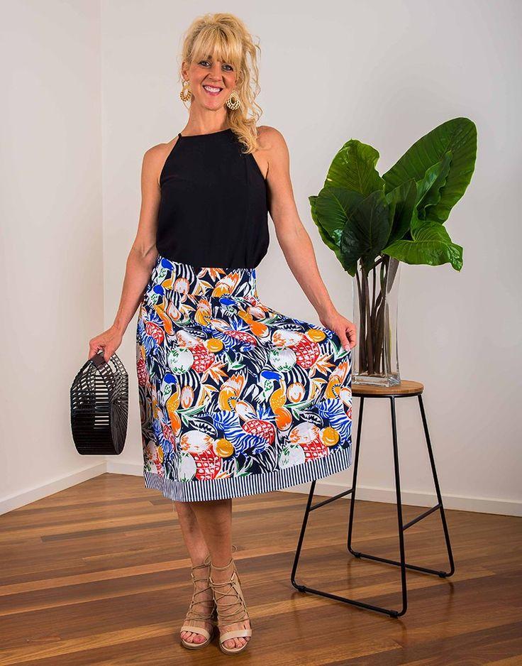Threadz - Cuba Libre Skirt