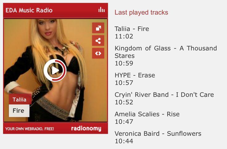 #EDA #Music #Radio #Taliia