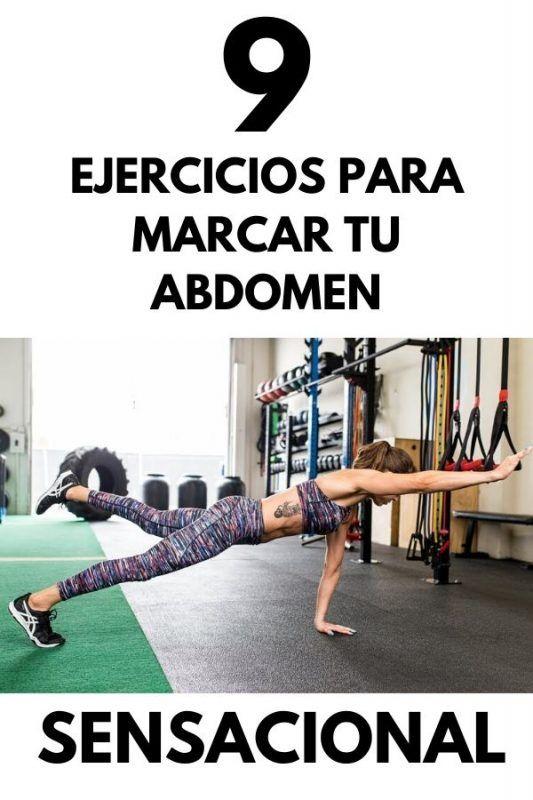 ¿Quieres probar los MEJORES EJERCICIOS para lograr un ABDOMEN PLANO? Prueba estos ejerciciosA continuación te mostramos 9 ejercicios que te ayudarán a tener un abdomen plano. Lo bueno de estos ejercicios es que no necesitarás ningún accesorio extraño. Runner Tips, Flat Stomach, Yoga Fitness, Pilates, At Home Workouts, Abs, Exercise, Motivation, Health