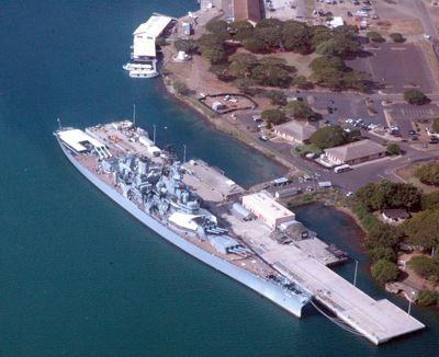 USS Missouri Battleship,  another awesome sight.
