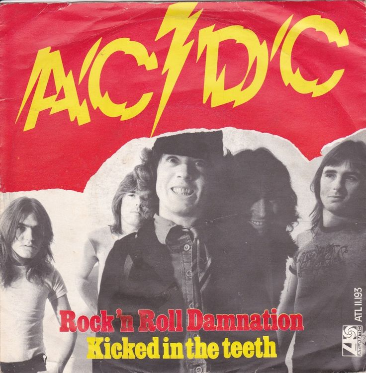 Afbeeldingsresultaat voor kicked in the teeth ac dc