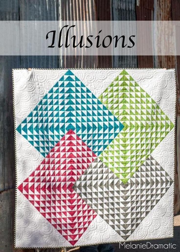 Illusions Quilt   Craftsy