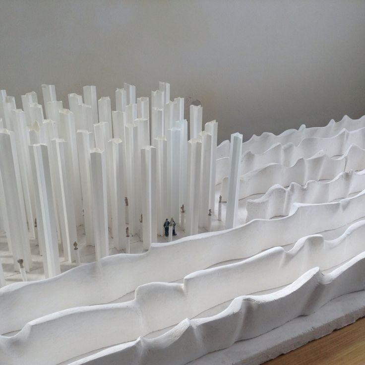 Bozzetto per monumento per gli Stati Uniti #Nivola