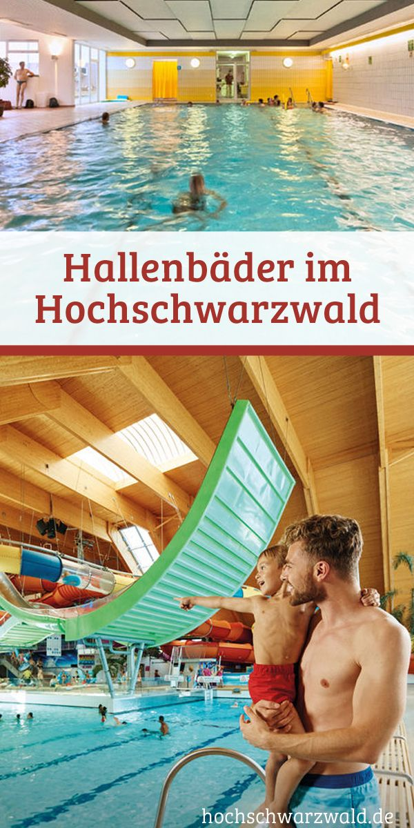 Hallenbäder im Schwarzwald